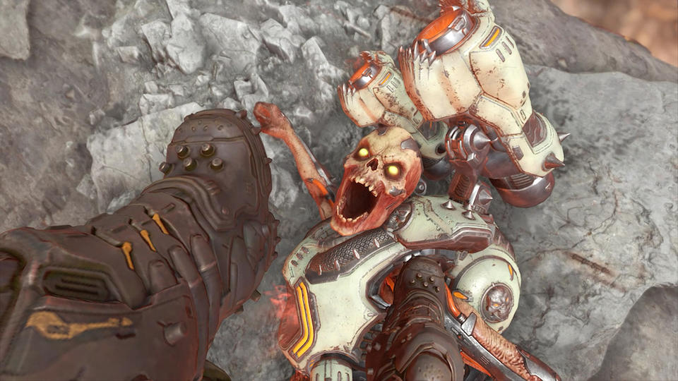 Doom Eternal Review In Progress News Break