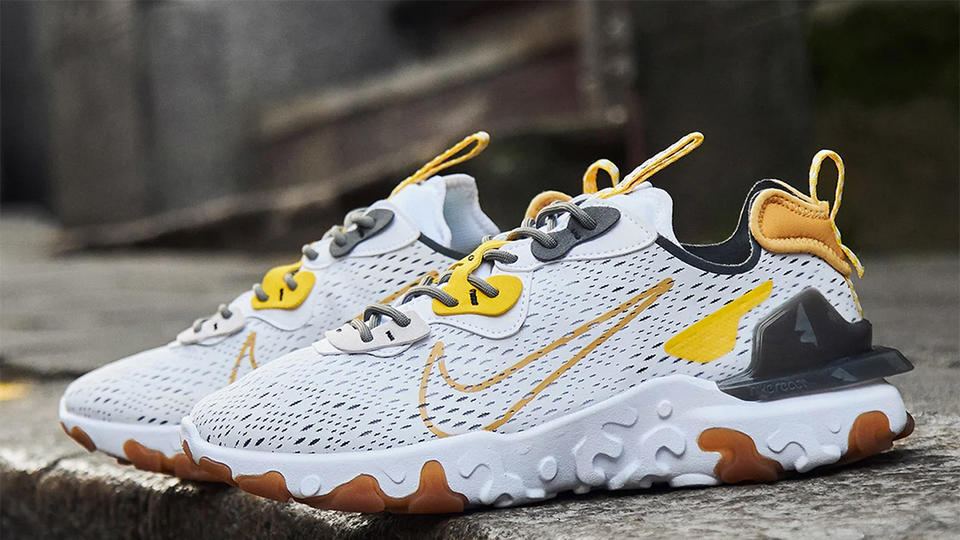 """shoes for cheap well known great deals The Nike React Vision """"Honeycomb"""" Arrives On February 6th 