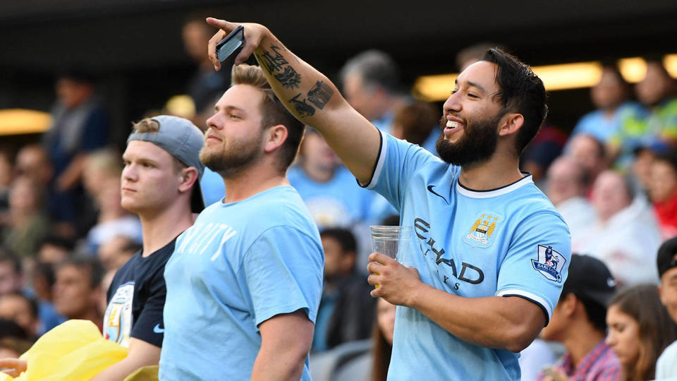 Sports World Reacts To Manchester City Being Banned From Champions
