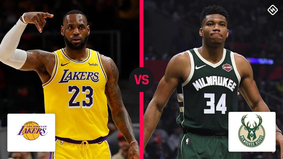 What Channel Is Lakers Vs Bucks On Tonight Time Tv Schedule For Potential Nba Finals Preview News Break