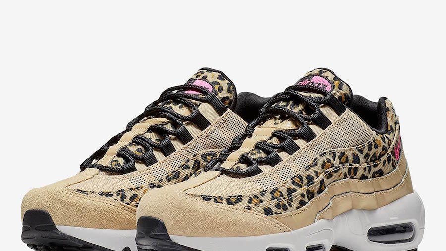 Nike Air Max 95 Launching in Leopard Print News Break  News Break