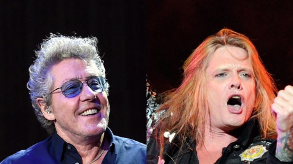 Awesome Video Roger Daltrey Smashes His Birthday Cake Into Sebastian Funny Birthday Cards Online Eattedamsfinfo