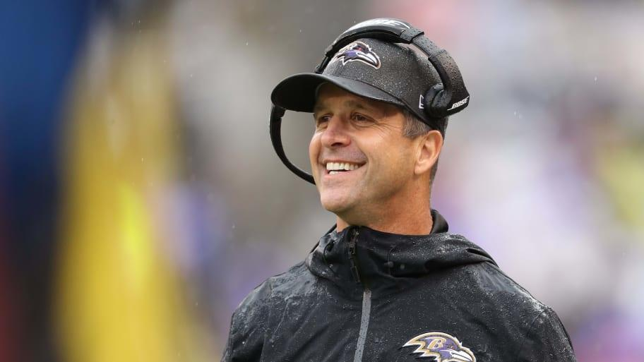 Rusty Wright: NFL Coach John Harbaugh on Coronavirus Sports Coping
