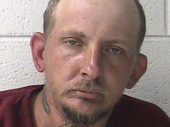 A man named Tupac Shakur was arrested in Tennessee for meth possession and other charges