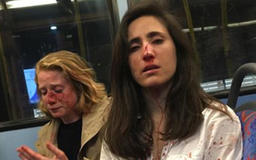 American Woman, Girlfriend Attacked On London Bus After Refusing To Kiss