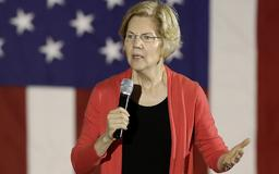 Elizabeth Warren slams Biden's support of the Hyde Amendment after she voted for it last year