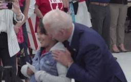 "Joe Biden Tells Girl: ""I'll Bet You're as Bright as You Are Good Looking"""