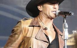 People in the news: Tim McGraw Hall of Fame concert canceled