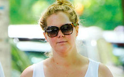 Amy Schumer Shows Postpartum Life in New Pics With Baby Gene