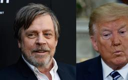 Mark Hamill wants to replace Trump's star on the Hollywood Walk of Fame