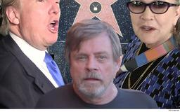 Carrie Fisher Won't Replace Donald Trump on Hollywood Walk of Fame