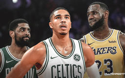 RUMOR: Celtics' Kyrie Irving treated Jayson Tatum the way LeBron James did to him in Cleveland