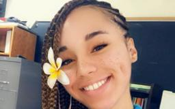 Teenager is fatally shot in the head as she danced in a parking lot after leaving her senior prom