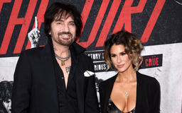 Tommy Lee shares picture of wife Brittany Furlan's '100% natural body'