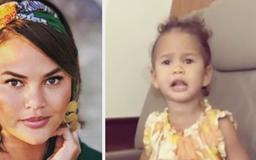 """Chrissy Teigen's Daughter Is Very Passionate About Her Beliefs On Being """"Cute"""" Vs. """"Beautiful"""""""