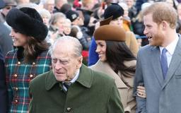 Report: Prince Philip Told Harry Dating Meghan Was OK, but Marrying Her Was Not