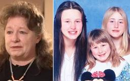 Young, beautiful and everything to live for: How one mother lost THREE daughters to two tragic car accidents as she reveals the moment that changed her life forever