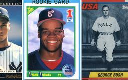 The 10 Most Valuable '90s Baseball Cards That Might Be Lying In Your Attic
