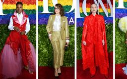 Tony Awards 2019 red carpet: Billy Porter, Jordan Roth, Tina Fey and more dress to impress in daring gowns and power suits