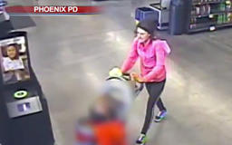 Police Are Searching for Woman Who Spent 2 Hours in Bathroom Before Abandoning Toddler in Parking Lot