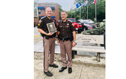 DeYoung named Deputy Sheriff of the Year