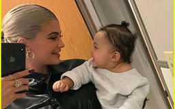 Kylie Jenner Reveals Daughter Stormi Spent the Day at the Hospital