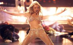 Britney Spears' Abs-Baring Crop Tops Help Her Prove a Point