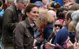 Kate Middleton Stepped Out in a Chic Jacket and Boots Combination For Her Trip to Cumbria