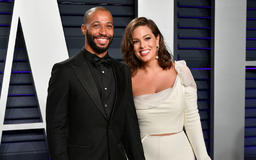 Ashley Graham says a man spat on her husband for being black: 'It's really heartbreaking'