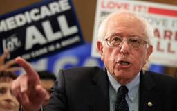 Bernie Sanders shrugs off drop in polling: 'I am the strongest candidate to defeat Trump'