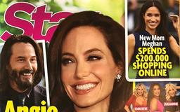 Angelina Jolie Asking Out Keanu Reeves On A Date?