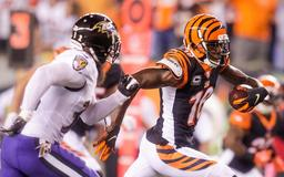 Bengals' A.J. Green still limited, but returns to field at minicamp