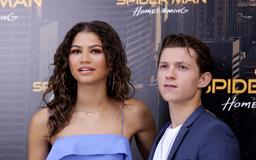 'Spider-Man' Fans Are Freaking Out Over Zendaya's 'Happy Birthday' Post to Tom Holland