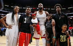 Dwyane Wade Says It's 'My Job As A Father' To Support Son After Pride Parade Backlash