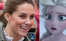 Kate Middleton Sweetly Explains Why She Couldn't Wear 'Frozen' Dress On Farm Visit