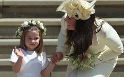 Kate Middleton Reveals This Exciting Detail About Daughter Princess Charlotte's Personality