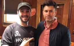 Colin Jost spotted at Corner House BBQ during 'low-key' outing with family