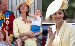 Kate Middleton Stuns At Trooping The Color- Now This Mom Of 3 Shows The World She's Still Demanding Attention