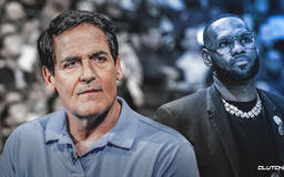 Mavs' Mark Cuban says Lakers star LeBron James' absence doesn't 'impact the ratings at all', suggests adjusting game times