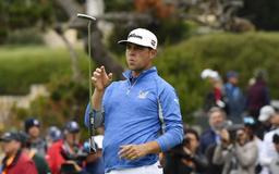 Woodland hangs tough as Koepka lurks at U.S. Open