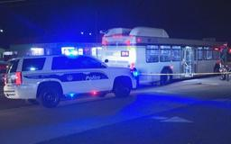 Woman stabs man on Phoenix bus, then gets attacked, police say