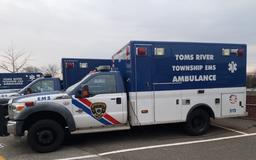 Lakewood man critical after being hit by a car in Toms River