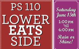 PS 110 Hosts 5th Annual 'Lower Eats Side Food Festival' Tomorrow