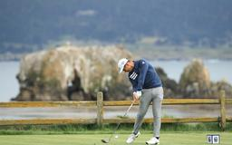 Schauffele posts another high finish in major