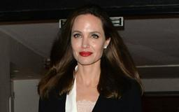 Dame Professor Angelina Jolie got another job: Time Magazine contributing editor