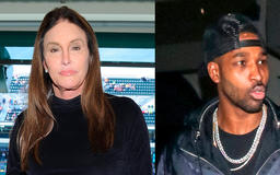 Caitlyn Jenner Shades Tristan Thompson By Not Including Him In Father's Day Roundup Of KarJenner Dads