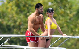 Britney Spears 'Had the Time of Her Life' on Miami Trip With Boyfriend Sam Asghari