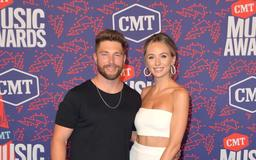 Country singer Chris Lane engaged to 'Bachelor' alum