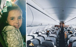 Mom Watches As Flight Attendant Hands Her 9-Year-Old A Special Drink After She Starts To Panic