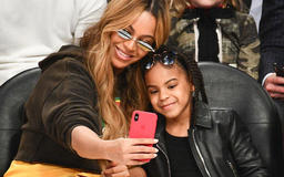 Blue Ivy Just Did The Perfect Splits During A Dance Recital